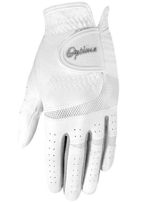 Optima XTD Ladies Golf Glove White
