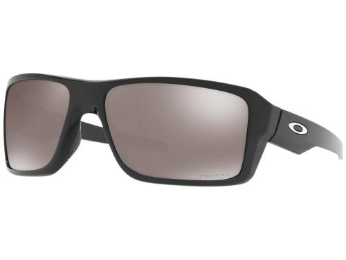 Oakley Double Edge Sunglasses - Black w/ PRIZM Black