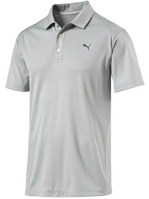 Puma Essential Pounce Polo - Quarry