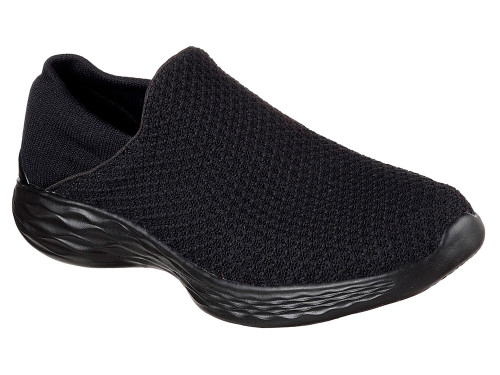 Skechers Ladies You Shoes - Black