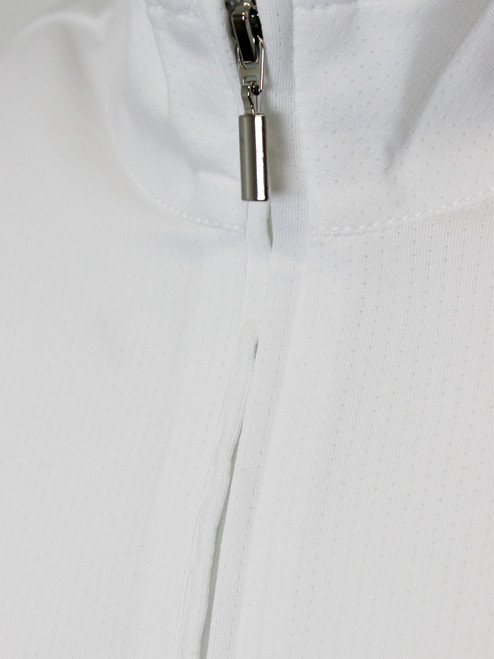 Birdee Golf Ladies Breeze UV Long Sleeve Top - White