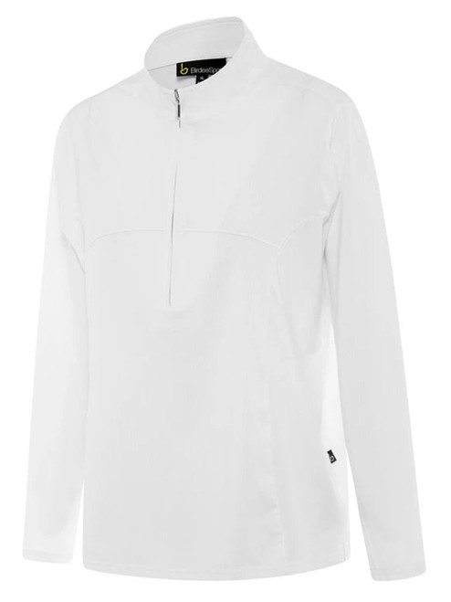 Birdee Golf Ladies Breeze UV Long Sleeve Top - White