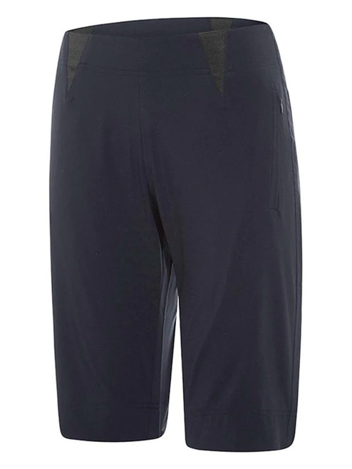 Birdee Golf Ladies Slide On Short - Navy