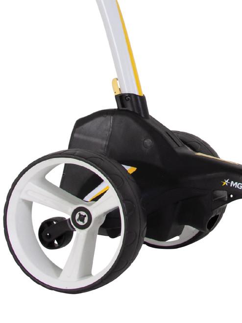 MGI Zip X1 Motorised Golf Buggy - White