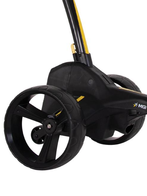 MGI Zip X1 Motorised Golf Buggy - Black