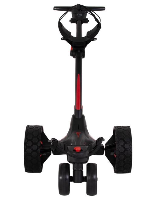 MGI Zip X3 Motorised Golf Buggy - Black