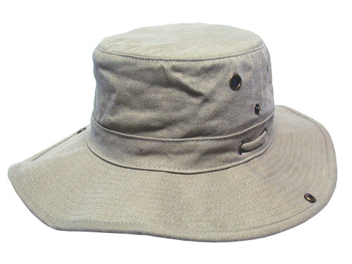 Avenel Floatation Wide Brim Hat - Sand
