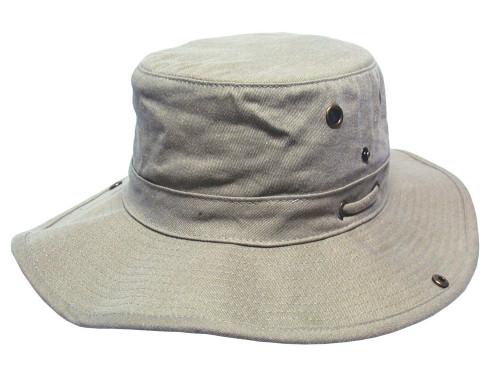 Avenel Floatation Wide Brim Hat - Sand