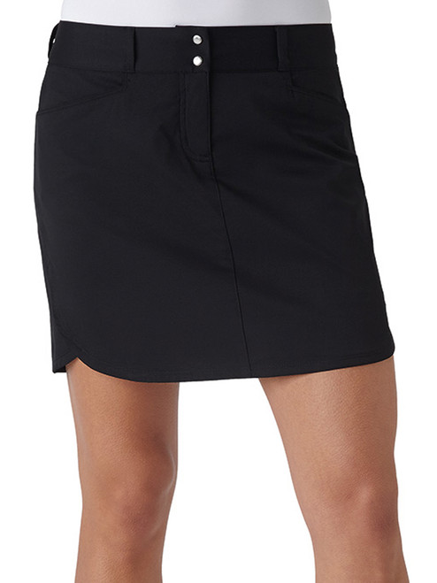 Adidas Essentials 3-Stripe Skort - Black