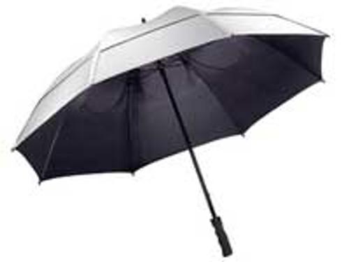 GustBuster SunBLOK Umbrella Silver/Black