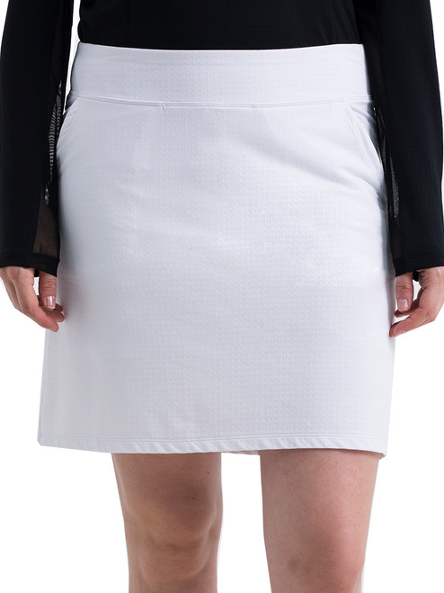 Nivo Ladies Lexi Skort - White