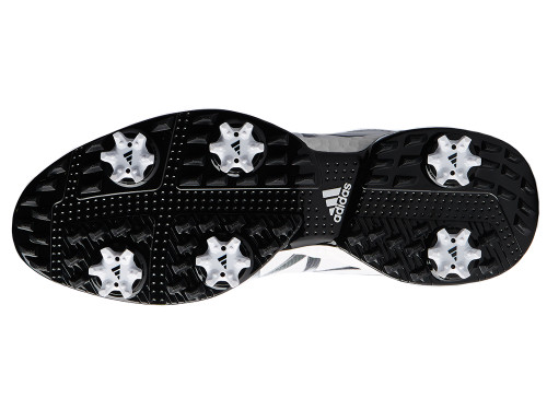 big sale e0cf8 bc444 Adidas W Adipower Boost BOA Golf Shoes - WhiteBlack ...