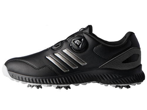 Adidas Ladies Response Bounce BOA Golf Shoes - Core Black