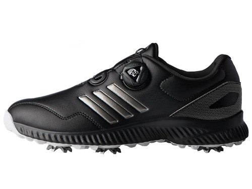 Adidas Ladies Response Bounce BOA Golf Shoes - Core Black