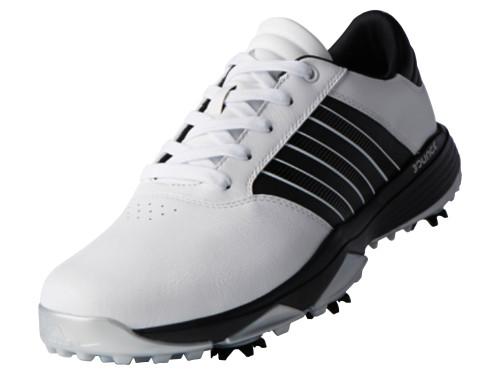 official photos ed573 ee206 ... Adidas 360 Bounce Golf Shoes - FWTR WhiteBlackMatte Silver