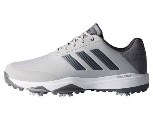 Adidas Adipower Bounce Golf Shoes - Grey 2/Grey 5/Grey 3