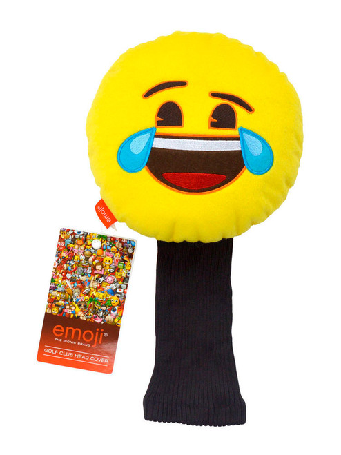 Emoji Crying With Laughter Headcover