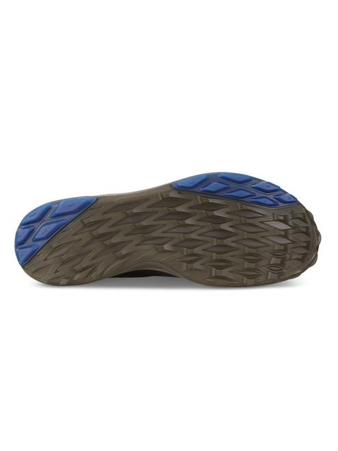 Ecco Biom Hybrid 3 Golf Shoes - Black/Bermuda Blue