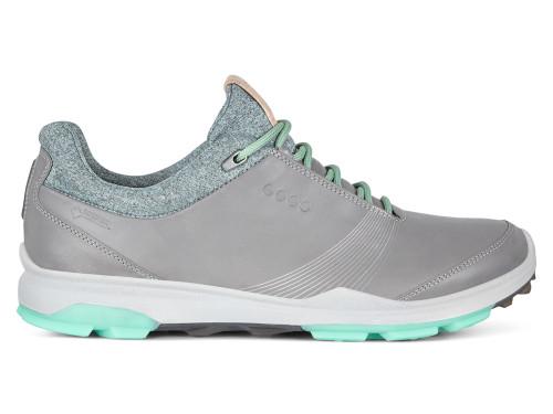 Ecco W Biom Hybrid 3 Golf Shoes - Wild Dove/Emerald