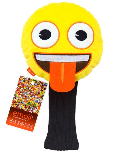 Emoji Tongue Headcover