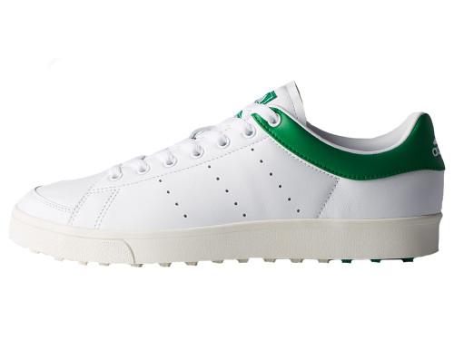 Adidas Adicross Classic Golf Shoes - FTWR White/Green