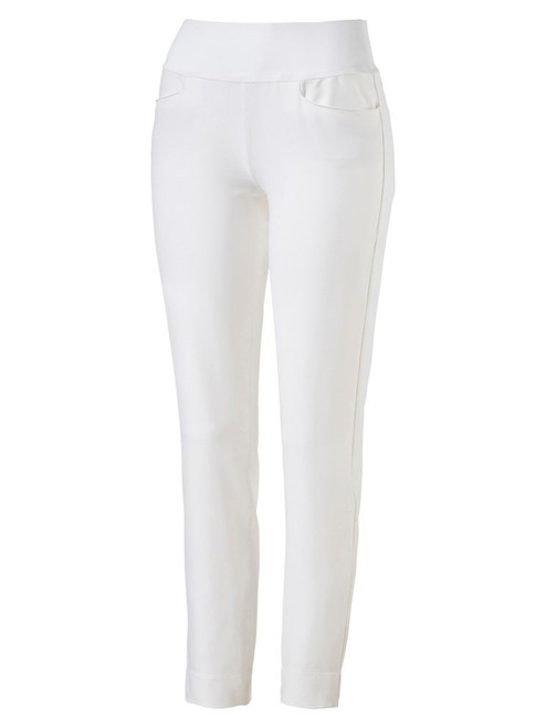 Puma W PWRSHAPE Pull On Pant - Bright White