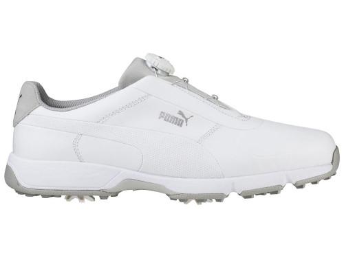 Puma Ignite Drive DISC Shoes - Puma White