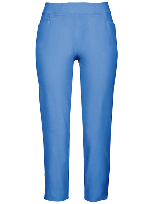 Adidas Ladies Adistar Ankle Pant - Hi Res Blue