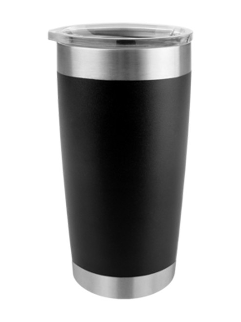 Tempercraft 590ml Tumbler Black