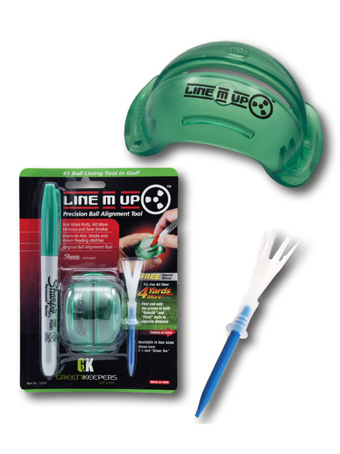 Greenkeepers Line M Up Ball Alignment Tool