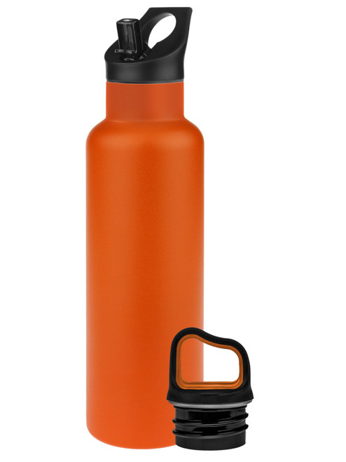Tempercraft 590ml Drink Bottle Orange