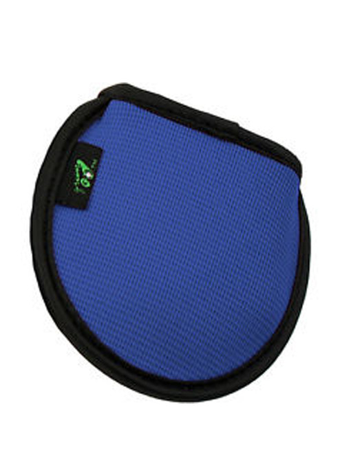 Green-Go Pocket Ball Washer Blue