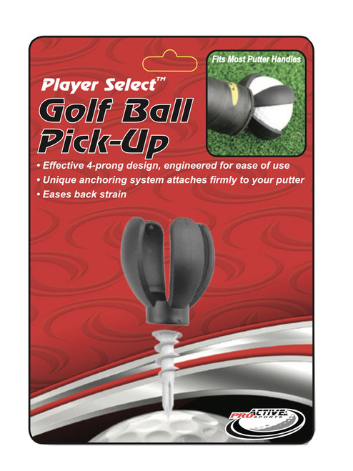 Proactive Sports Player Select Ball Pick-Up