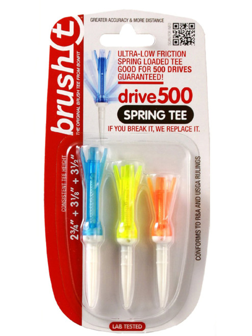 Brush T Spring Tees 3 Pack Mixed