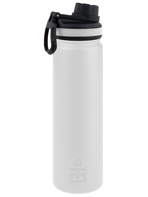 Tempercraft 650ml Drink Bottle White