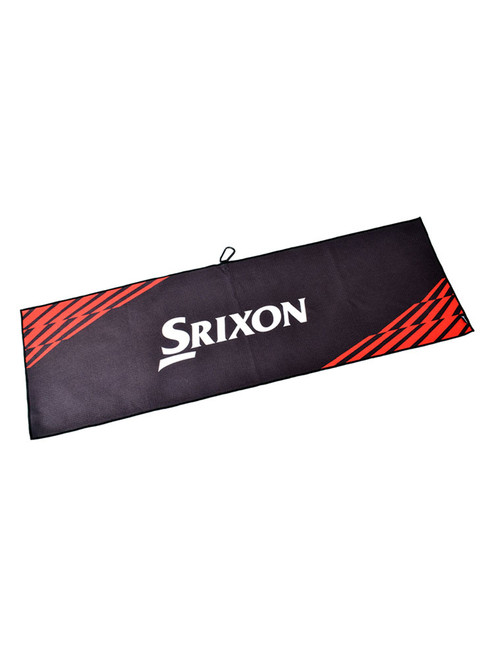 Srixon Tour Towel - Black