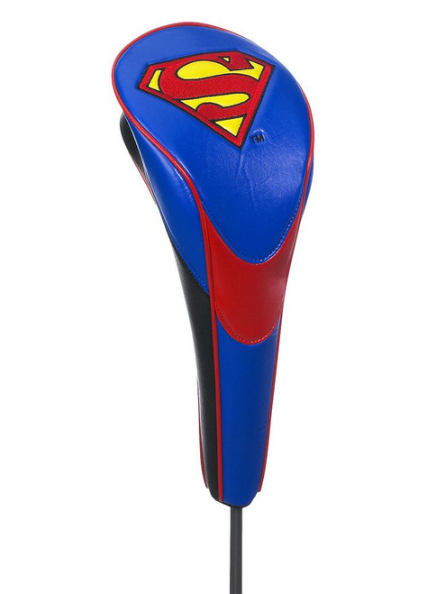Creative Covers Superman Performance Head Cover