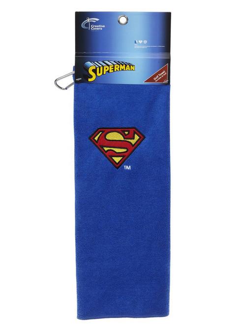 Creative Covers Superman Towel