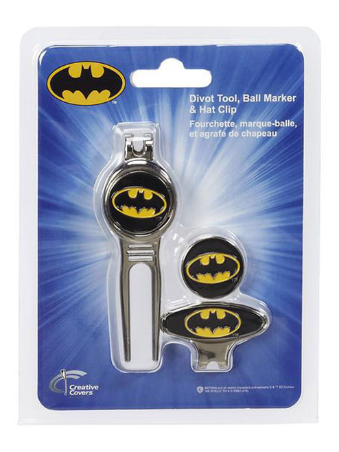 Creative Covers Batman Divot Tool & Marker Set