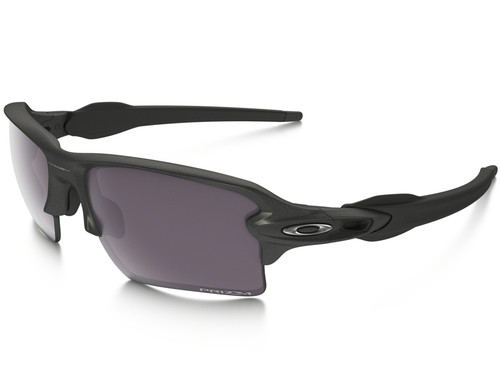 Oakley Flak 2.0 XL Sunglasses - Steel w/ PRIZM Daily