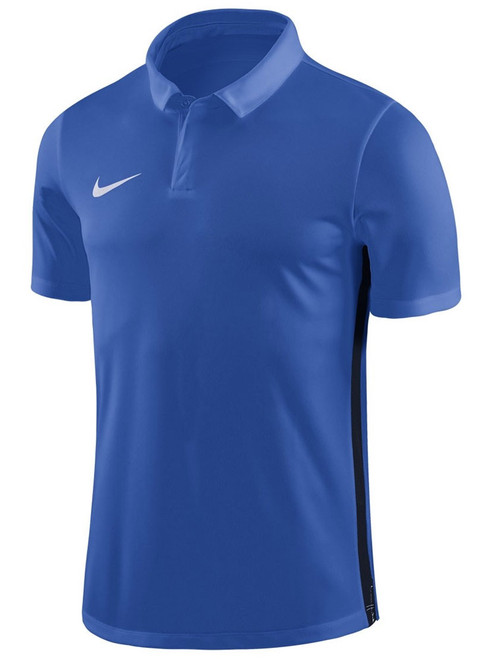 Nike Academy '18 Polo - Royal Blue/Navy