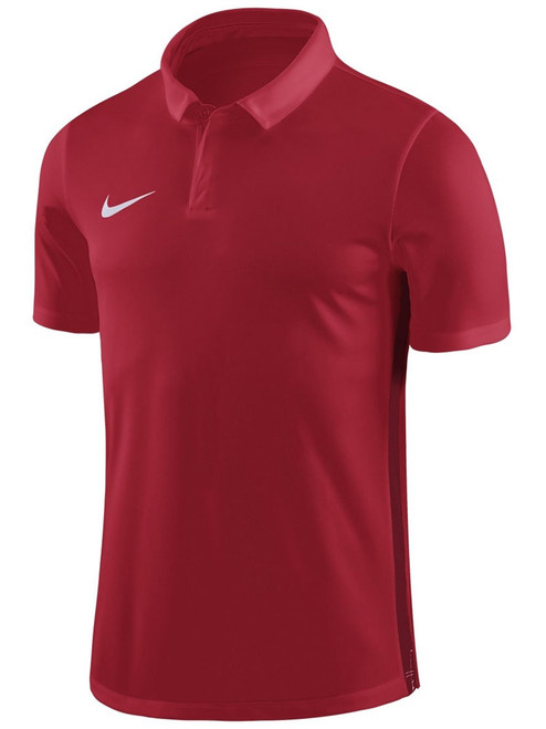 Nike Academy '18 Polo - Uni Red/Gym Red