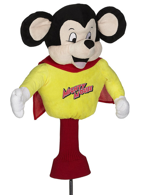 Creative Covers Mighty Mouse Head Cover