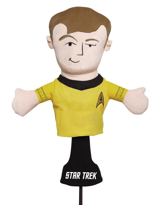 Creative Covers Captain Kirk Head Cover