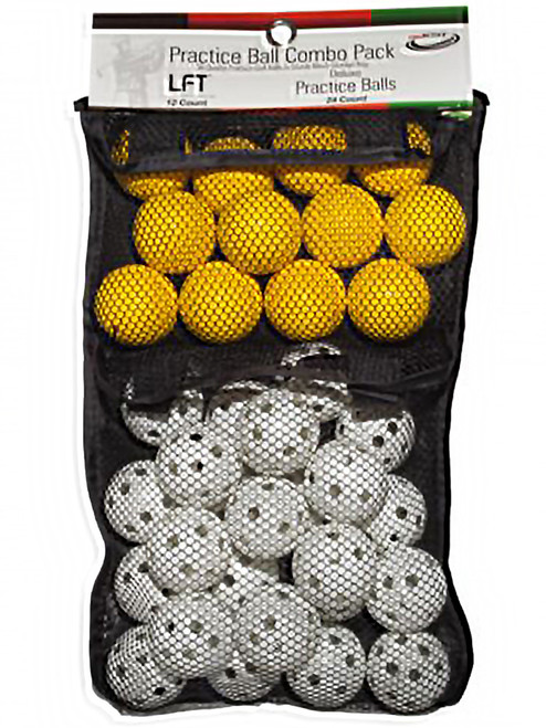 ProActive 36 Ball Combo Practice Pack