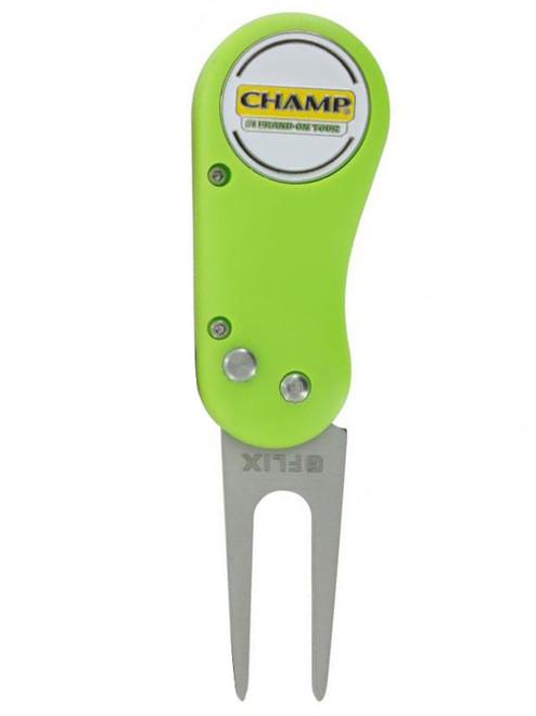 CHAMP Flix Divot Tool Green