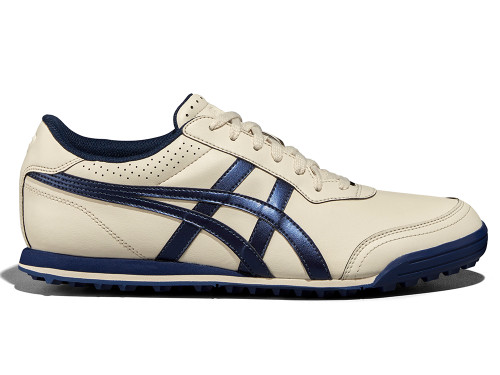 Asics Gel Preshot Classic 2 Golf Shoes - Burch/Indigo Blue