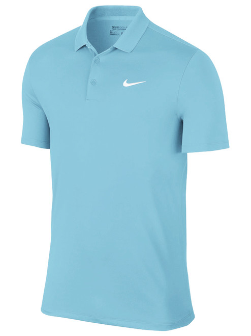 Nike Victory Solid LC Polo - University Blue
