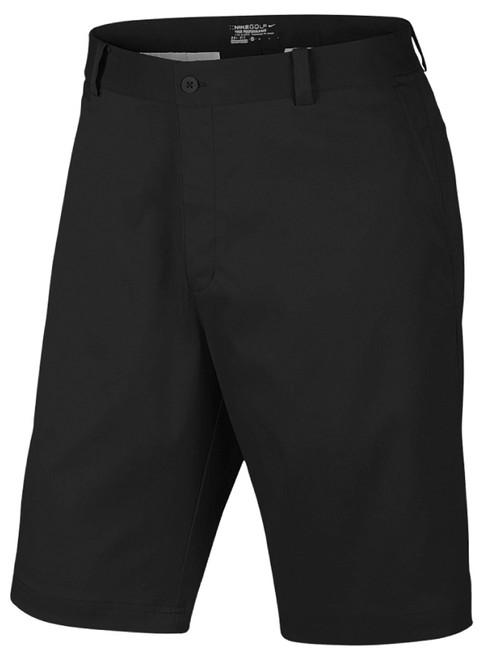 Nike Flat Front Short - Black
