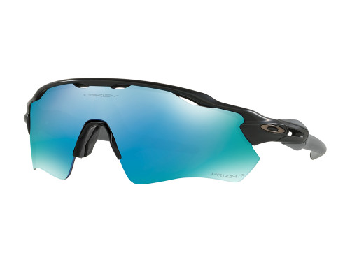 Oakley Radar EV Path Sunglasses - Black w/ Prizm Deep Water